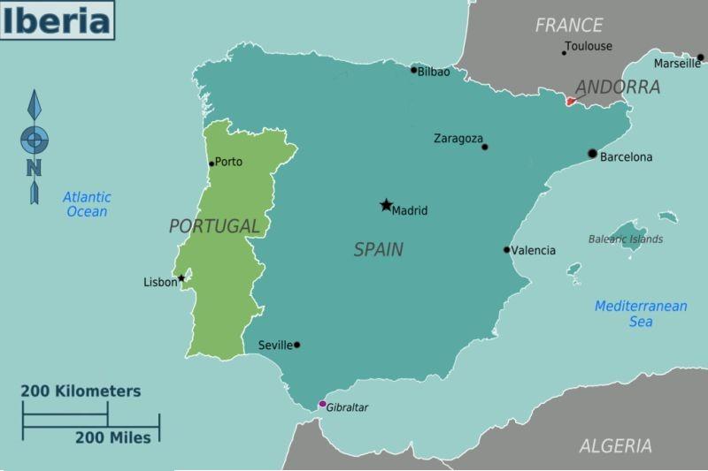 Iberisch Schiereiland