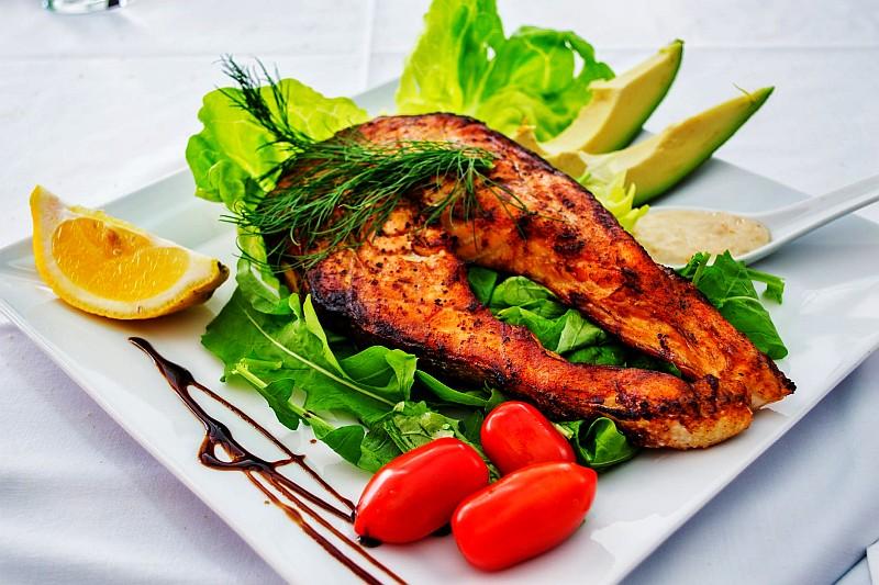 Algarve culinair verse vis