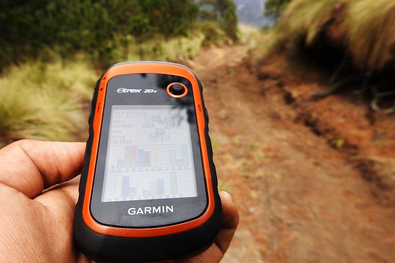 Algarve Geotracking of GeoCaching