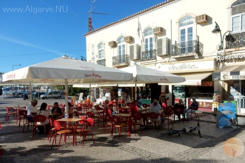 Lekker eten en drinken in de Algarve